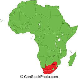 áfrica, sur