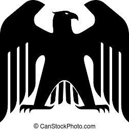 Águila negra Majestic