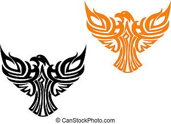 águila, símbolo americano