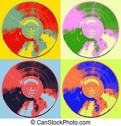 álbumes, arte, taponazo