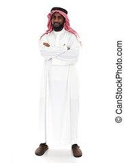 árabe, persona