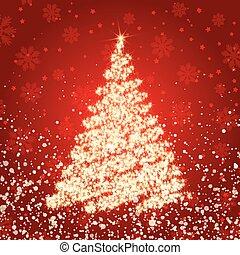 Árbol de Navidad Sparkle 1310