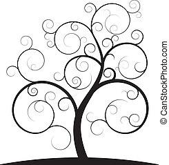 Árbol de trineo