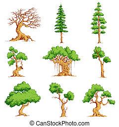 Árbol de vector listo