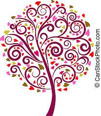 Árbol decorativo - 1