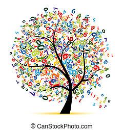 Árbol digital para tu diseño