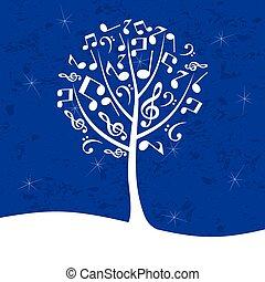 árbol, musical