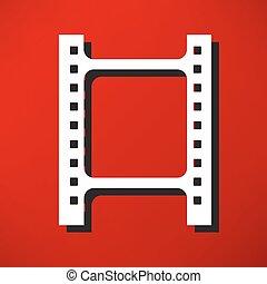 Ícono de cine