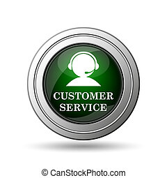 Ícono de servicio al cliente