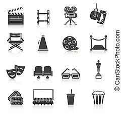Íconos de cine