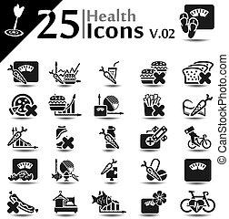 Íconos de salud v.02