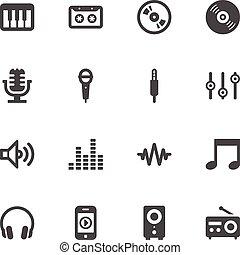 Íconos musicales