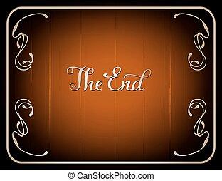 Último cuadro del final
