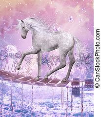 último, unicornio