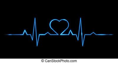 - Cardiograma de amor