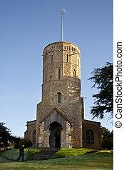 -, swaffham, norfolk, parroquia, inglaterra, iglesia