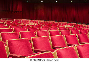 1, asientos, teatro