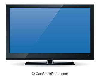 1, televisor, hd