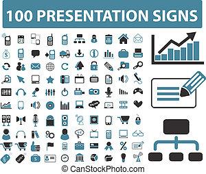 100 presentaciones