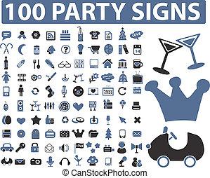 100 signos de fiesta