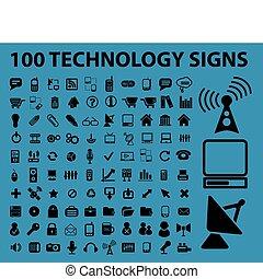 100 signos tecnológicos