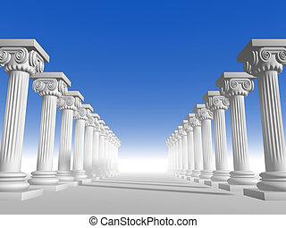 15, columnas