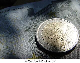 2 euros y más