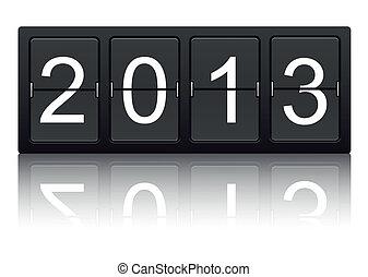 2013, año