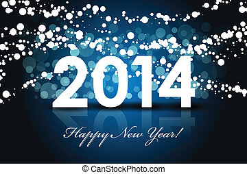 2014 - feliz Año Nuevo