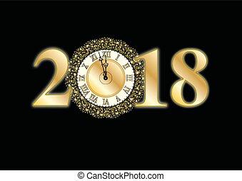 2018, año, nuevo