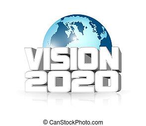 2020, visión