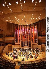 3, orquesta sinfonía
