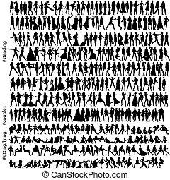 320 siluetas de la moda