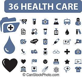 36 señales de salud