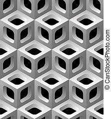 3d lattice vector sin marcas