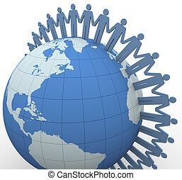 3da comunicación global