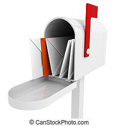 3o correo con carta dentro
