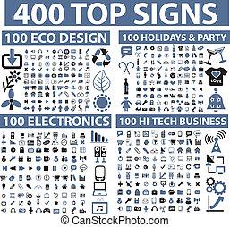 400 signos superiores