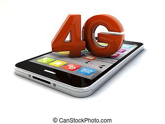4g, smartphone