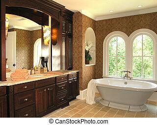 5, cuarto de baño, -, lujo, 3