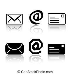 6 variaciones de correo