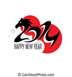 Año de la carta del caballo