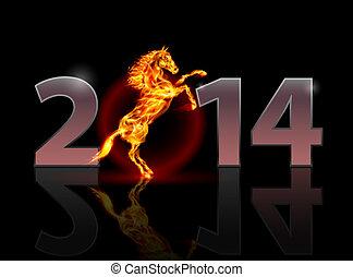 Año nuevo de 2014