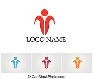 A la gente sana le importa el logo