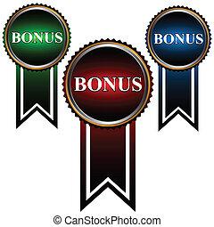 A partir de tres iconos el bonus