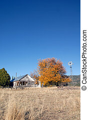 Abandonado rancho