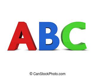 abc, señal