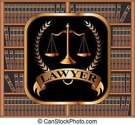 abogado, diseño