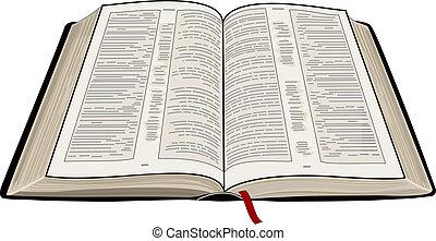 Abre la Biblia