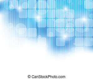 Abstracción de antecedentes de tecnología azul